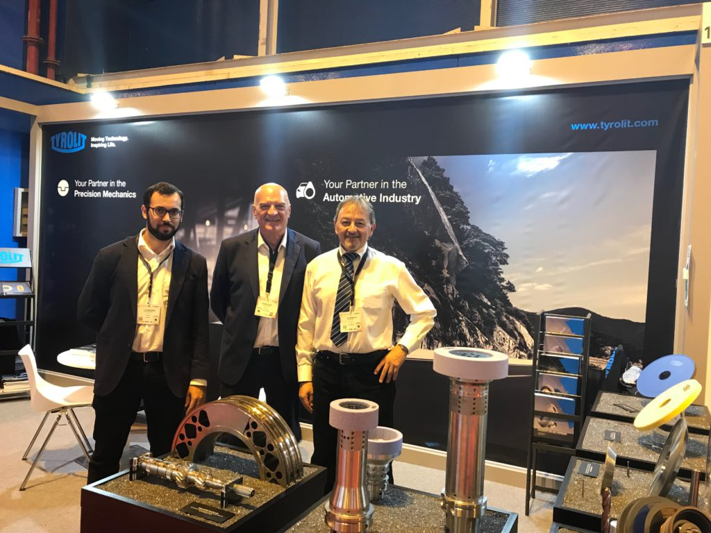 Tyrolit en MetalMadrid 2018 - Rationalstock